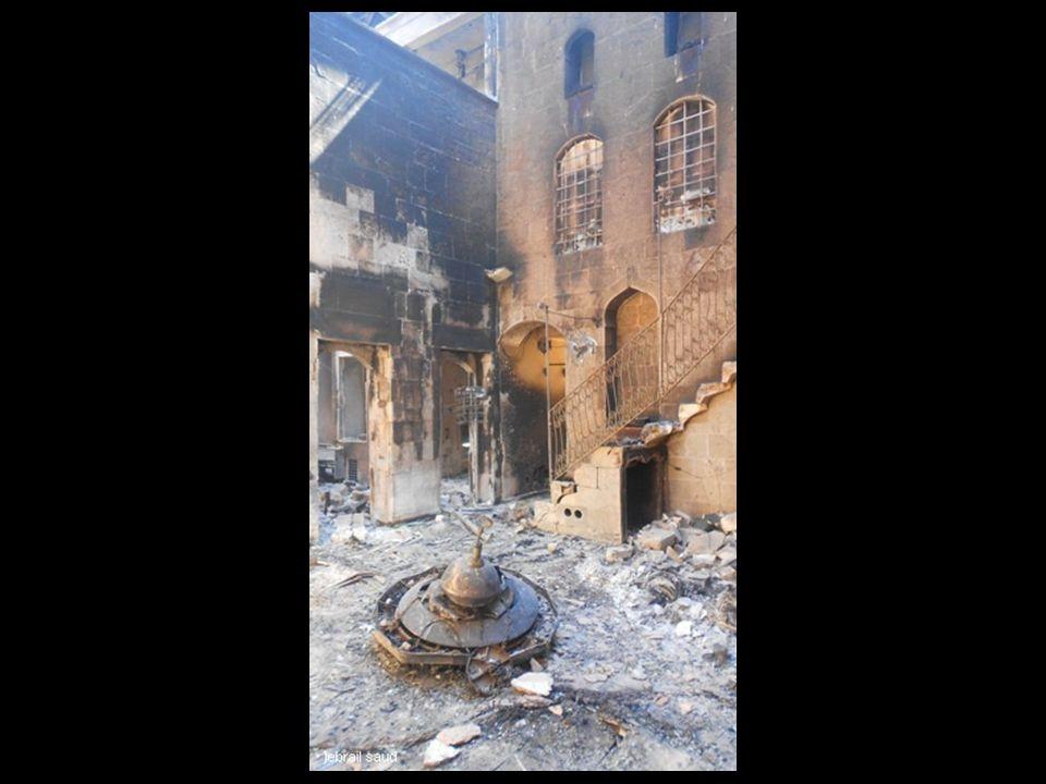 Les Ruines dALEP Les images qui suivront sont choquantes et démontrent le mal que lhomme peut faire dans un monde supposément civilisé !