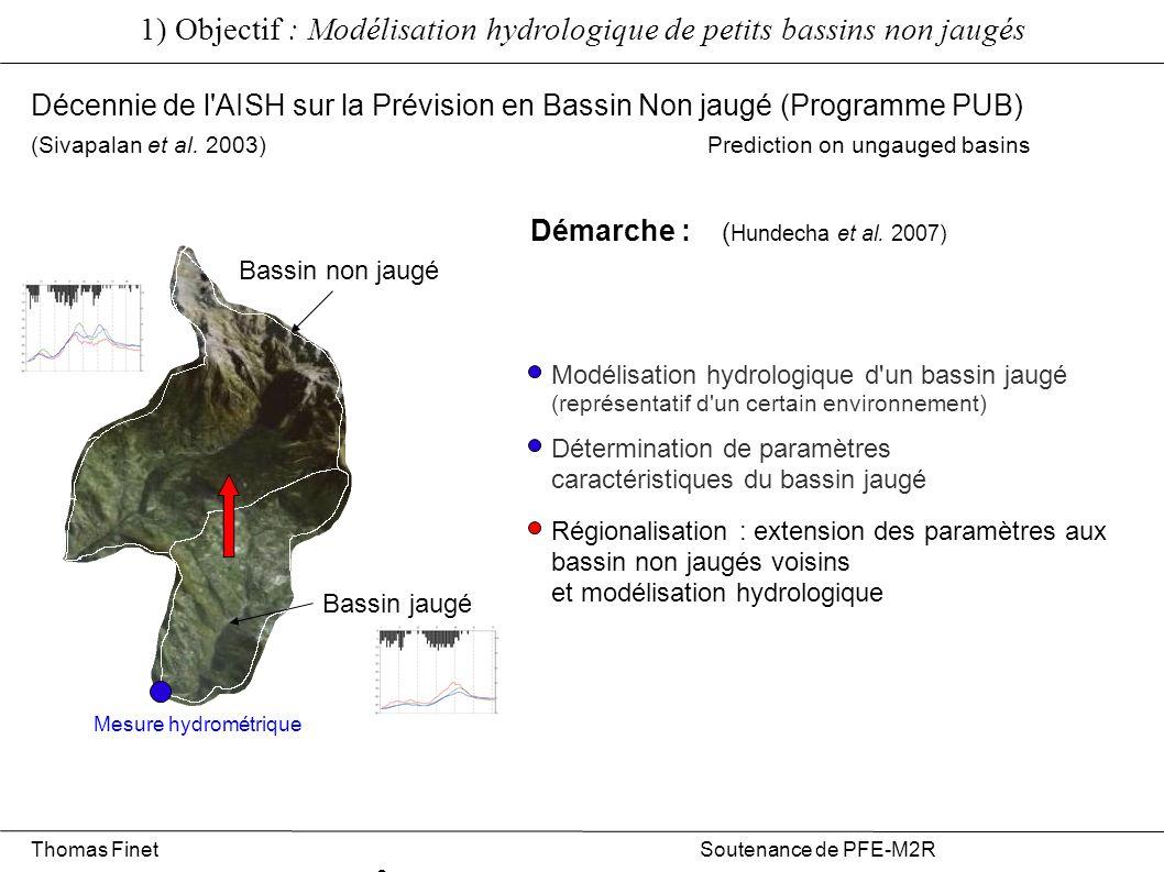 2) Les précipitations fournies par SAFRAN Présentation de SAFRAN (Durand et al.
