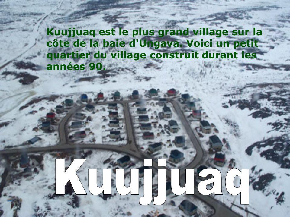 Kuujjuaq est le plus grand village sur la côte de la baie d Ungava.