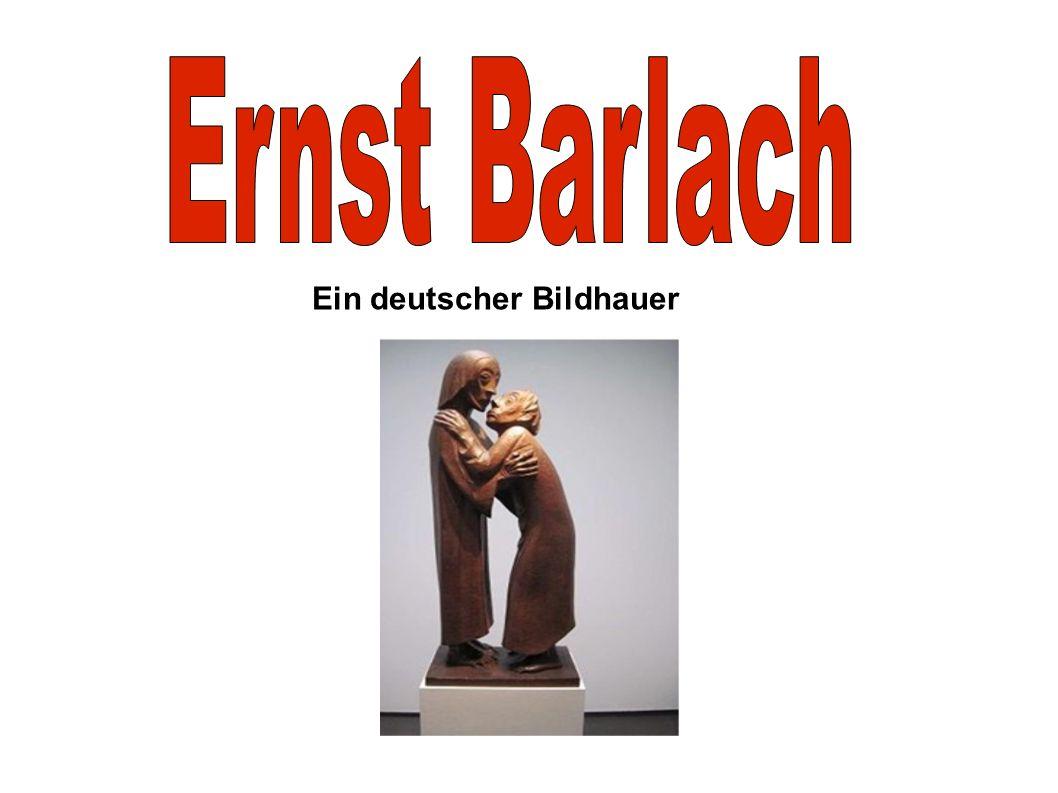 Er war ein deutscher Bildhauer und Graphiker Il était un sculpteur et dessinateur allemand.