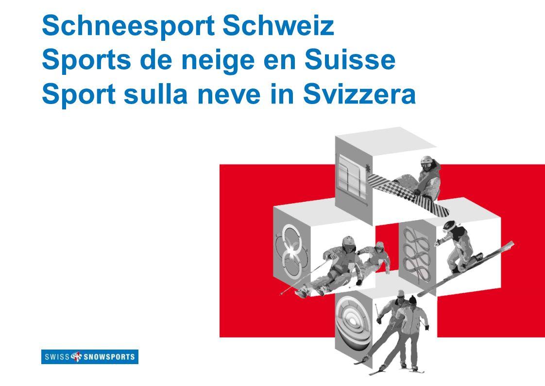 Seite 50Titre présentation Schneesport Schweiz Sports de neige en Suisse Sport sulla neve in Svizzera