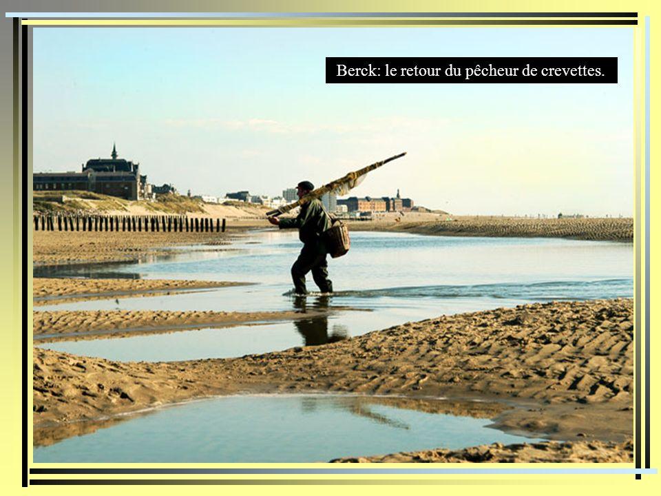Berck: La Plage Nord