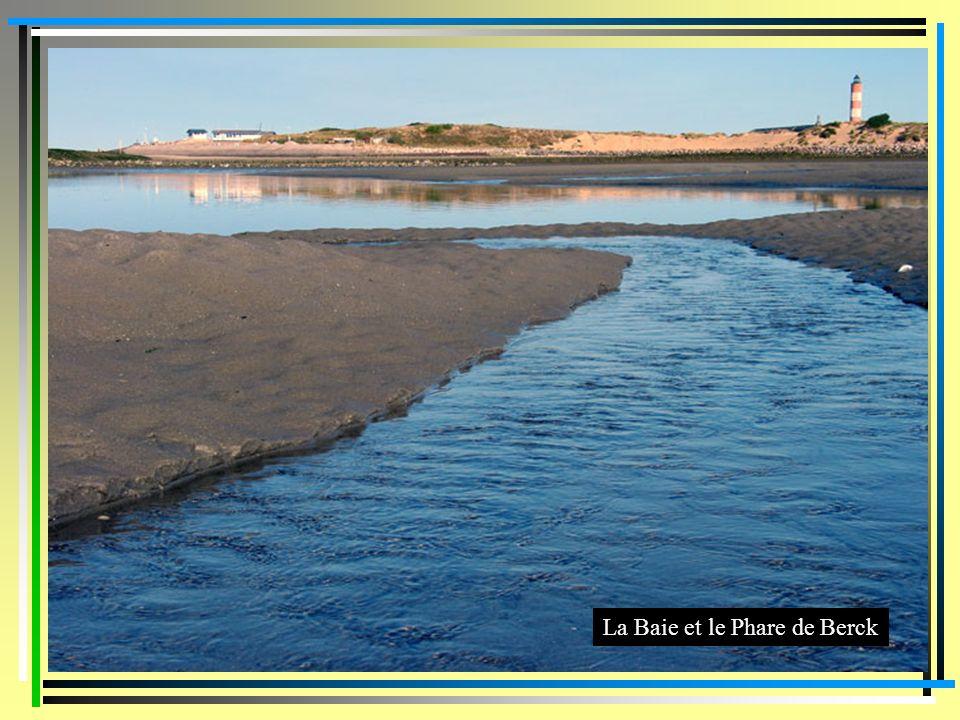 La baie dAuthie le chenal