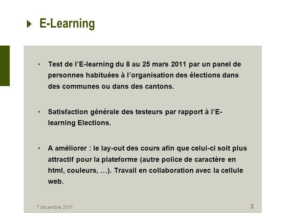 E-learning 28 août 2007 4