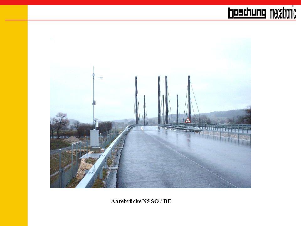 Aarebrücke N5 SO / BE