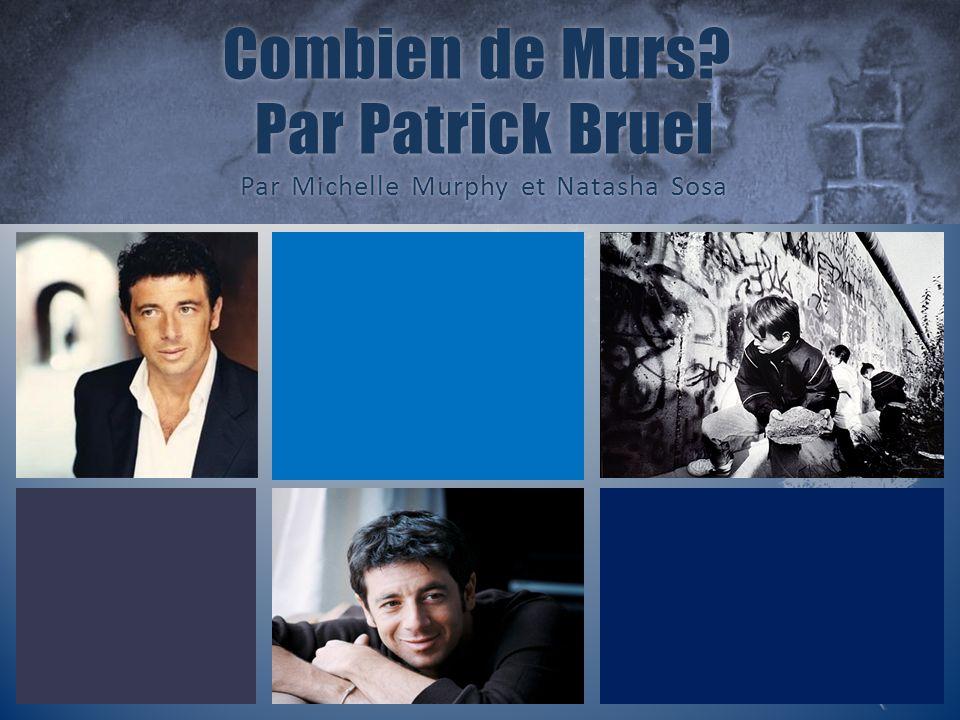 Biographie: Patrick BruelBiographie: Patrick Bruel Il est né 14 mai 1959 à Tlemcen, en Algérie, mais il a déménagé à Paris.