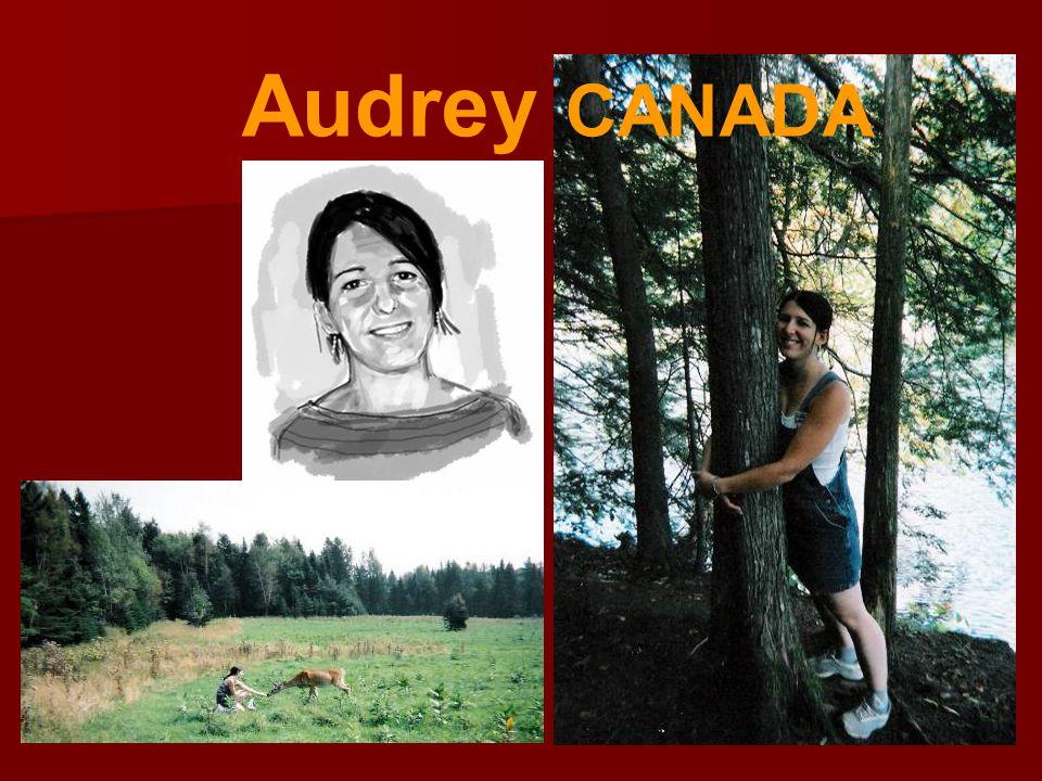 Audrey CANADA