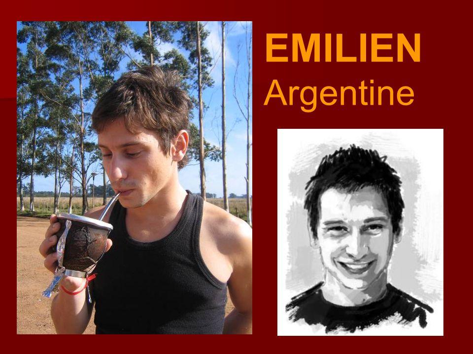 EMILIEN Argentine