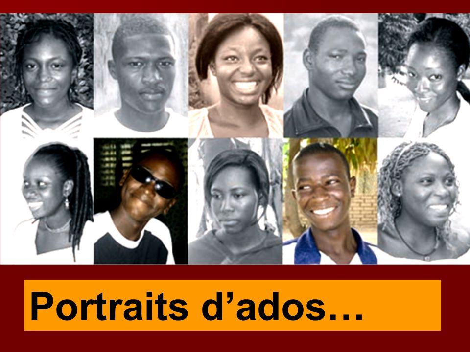 Portraits dados…