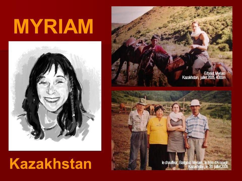 MYRIAM Kazakhstan