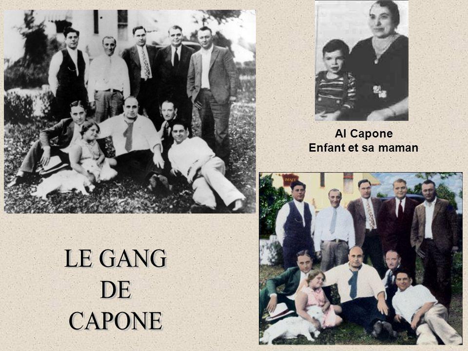 Capone a acheté la maison à la hauteur de sa puissance en 1928 pour seulement $ 40.000