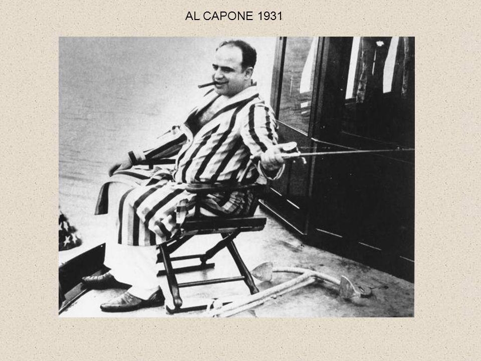 Al Capone Enfant et sa maman