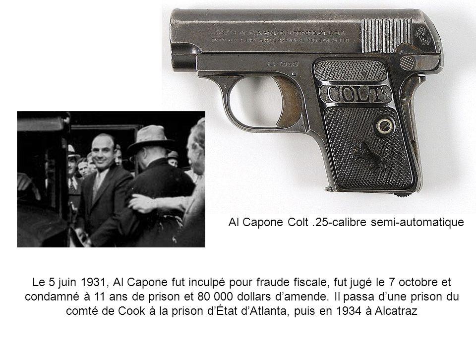 AL CAPONE 1931