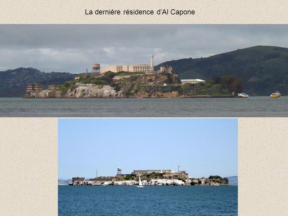 La derniére résidence dAl Capone