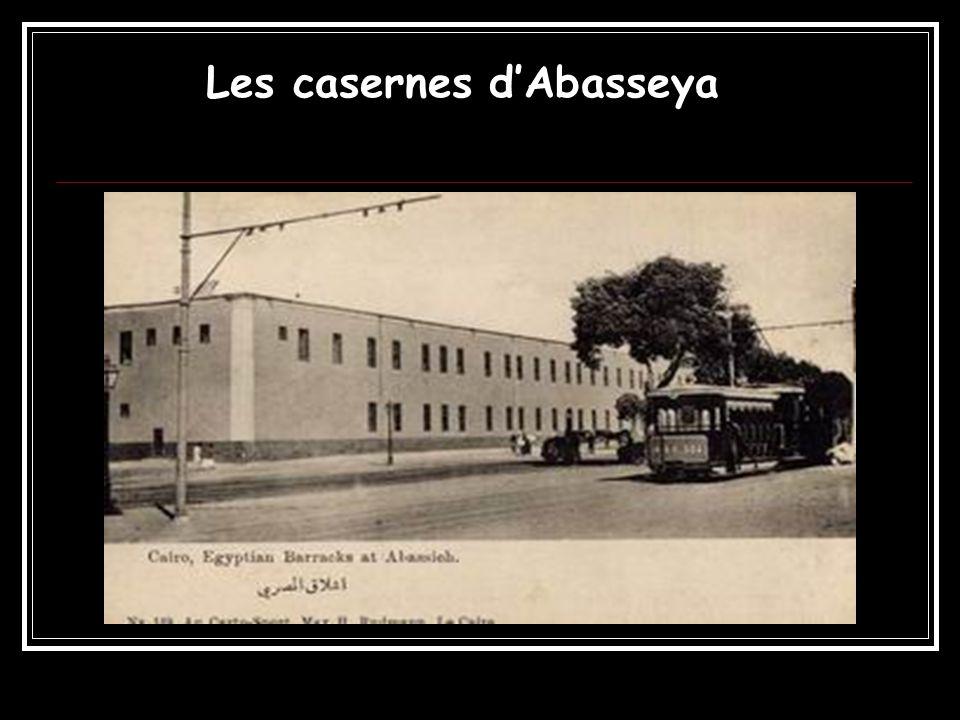 Les casernes dAbasseya