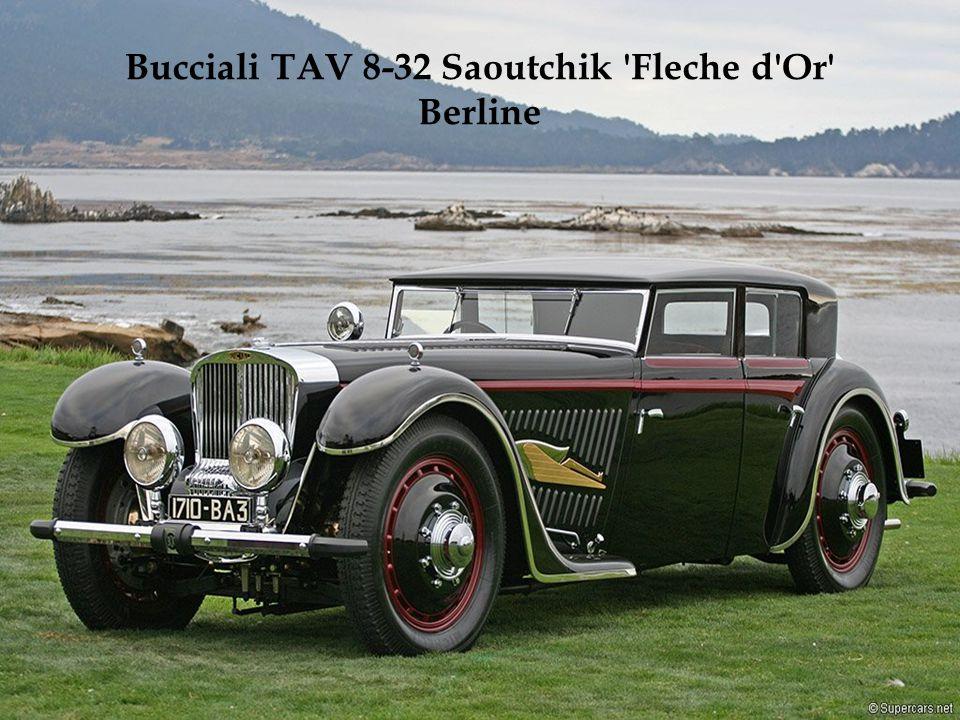 La nouvelle génération du 6C a été mise en vente en 1938, à l´approche de la guerre, le développement automobile s´est arrêté, bien que 100 unités aie