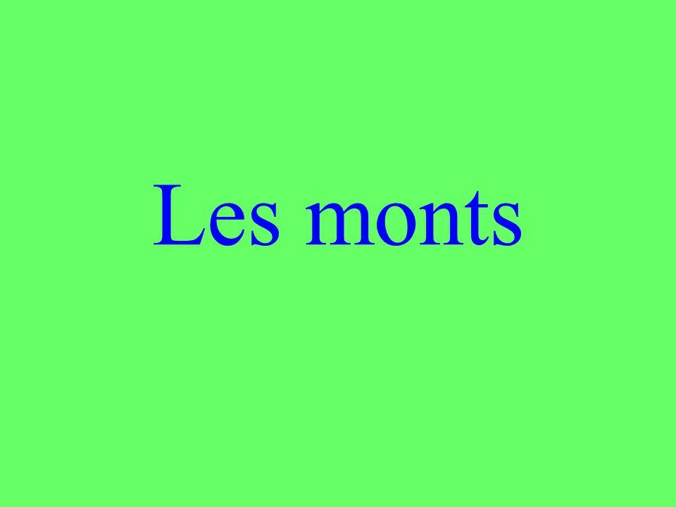 Lac des Saints Peyres