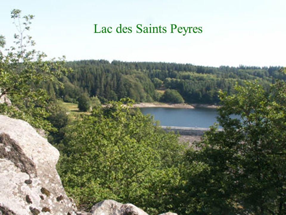 Lac de Vésoles