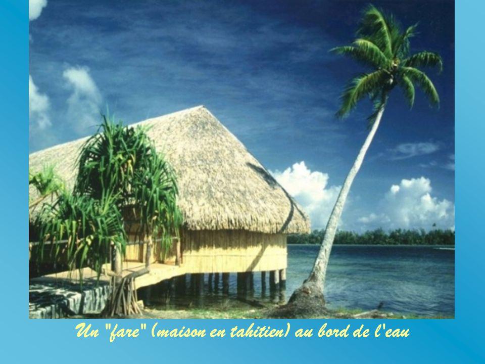 L'île de Huahine