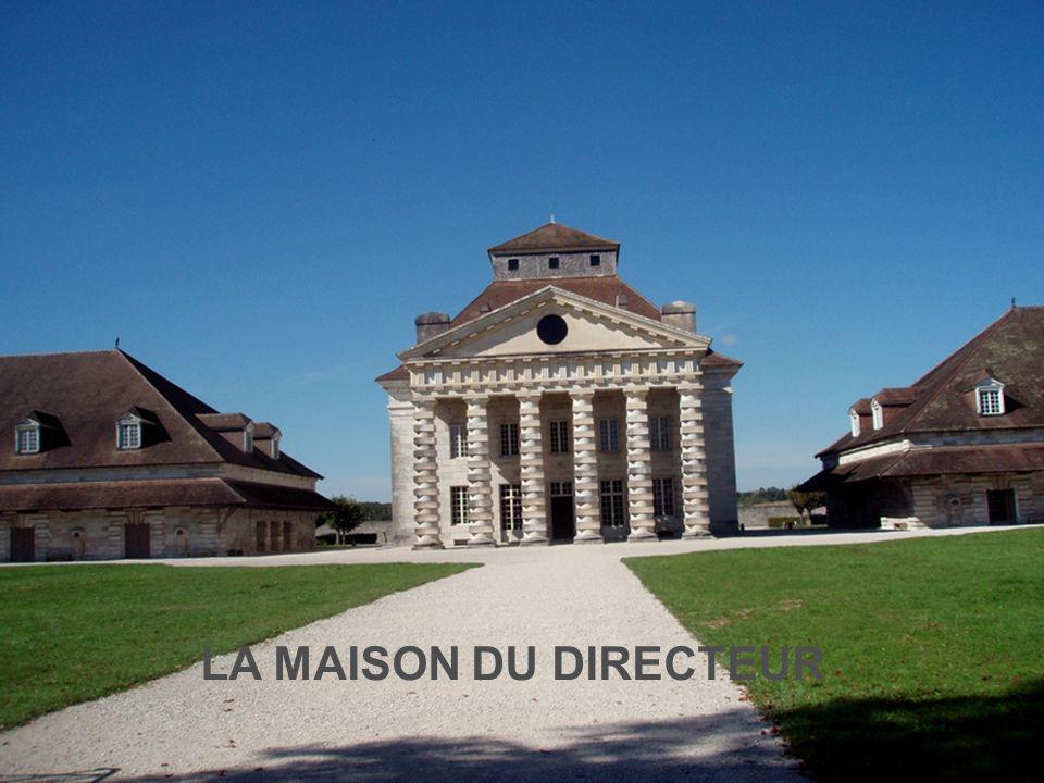 LA MAISON DU DIRECTEUR