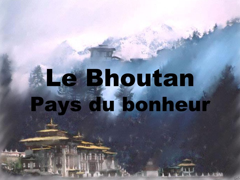 Musique Karma Choki with Bhutanese songUn pps de Clément Fin