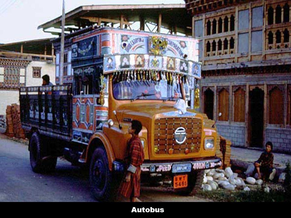 Vile de Thimphou la capitale