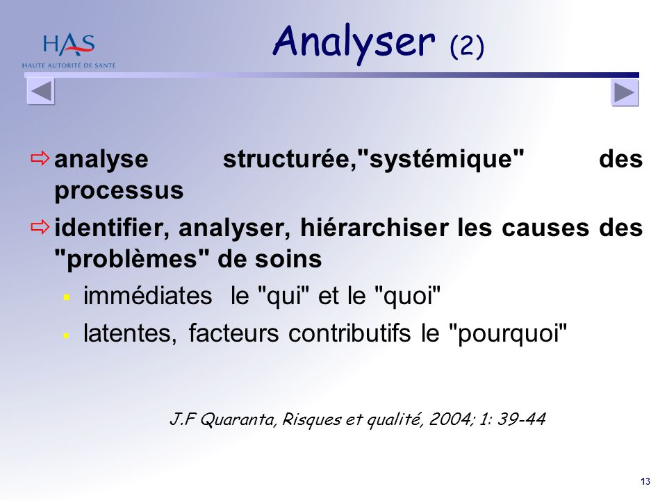 13 Analyser (2) analyse structurée,