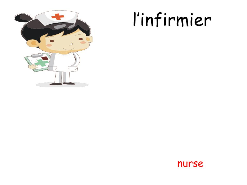 linfirmier nurse