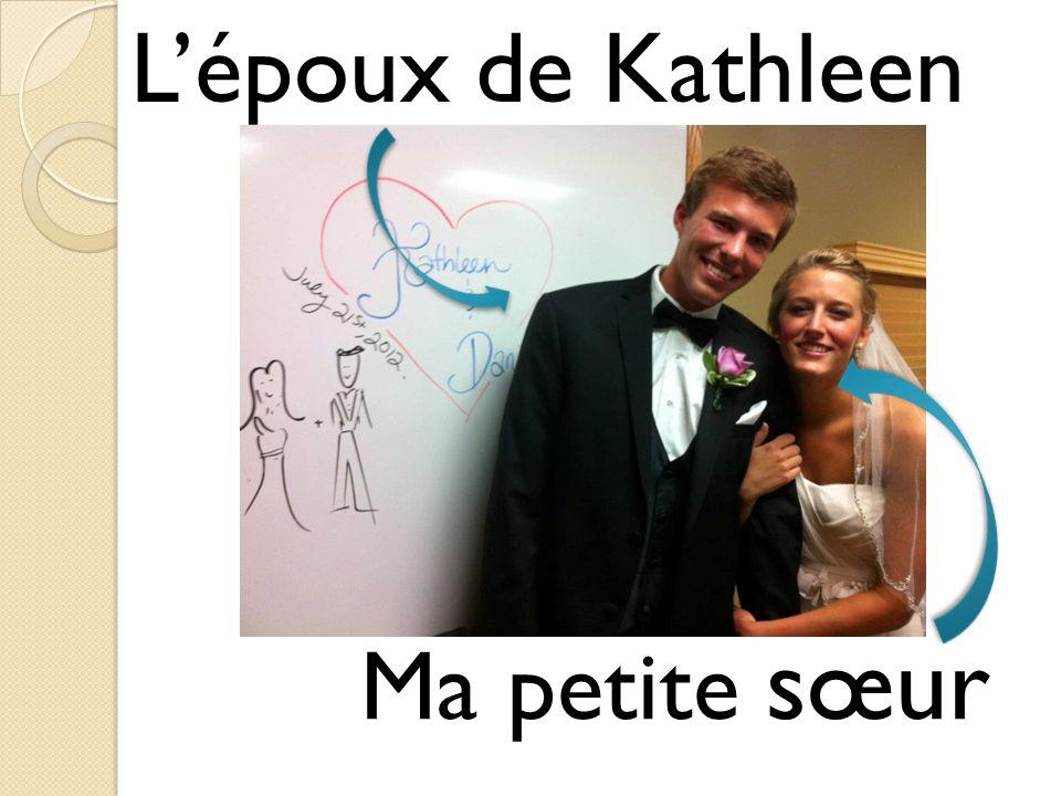 Ma petite sœur Lépoux de Kathleen