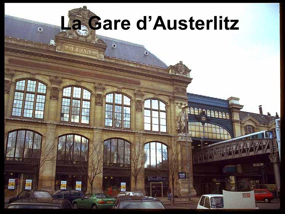 La Gare dAusterlitz