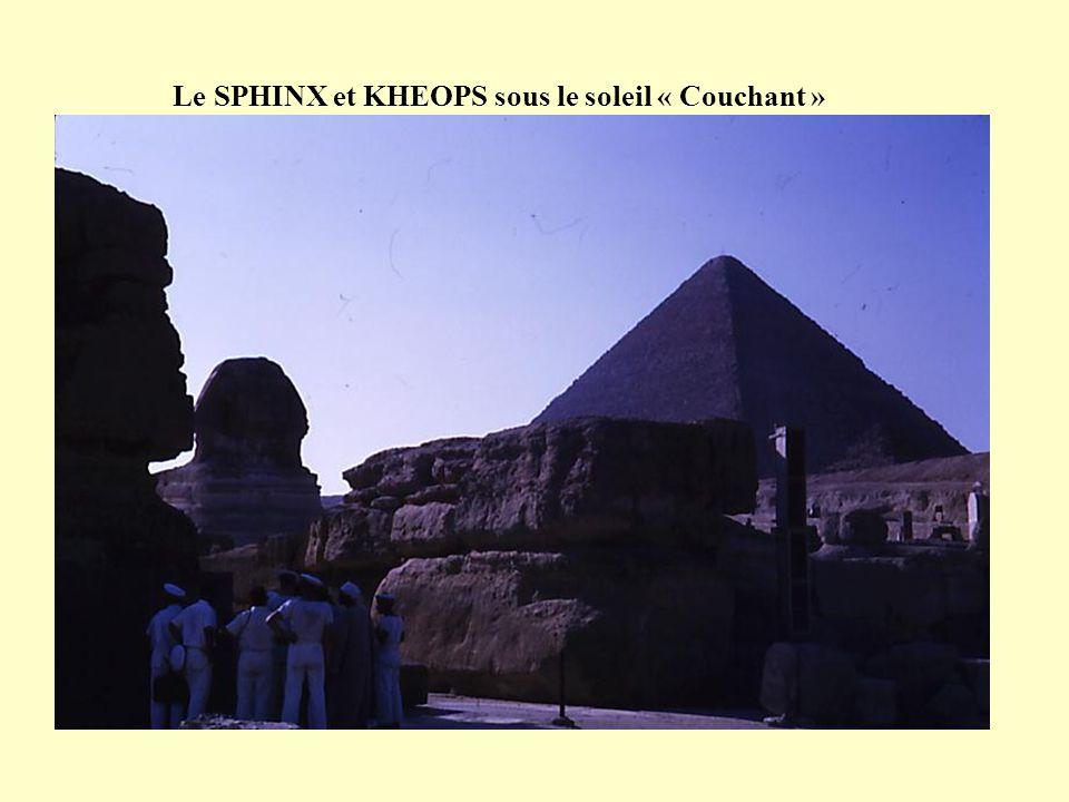 «Plus de 45 siècles nous contemplent !!!»