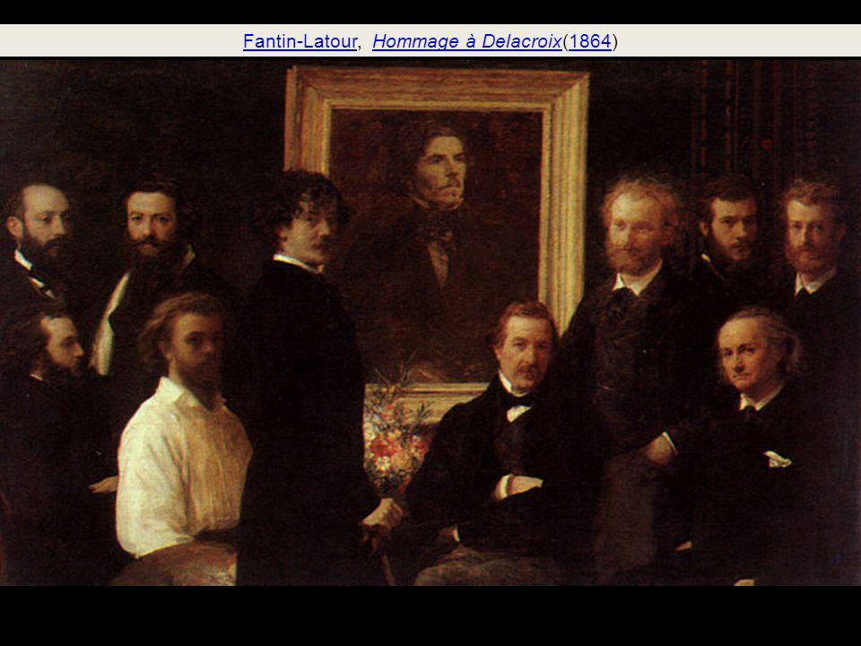 Jean-Louis-Ernest MeissonierJean-Louis-Ernest Meissonier, Campagne de France 1814 (1864).