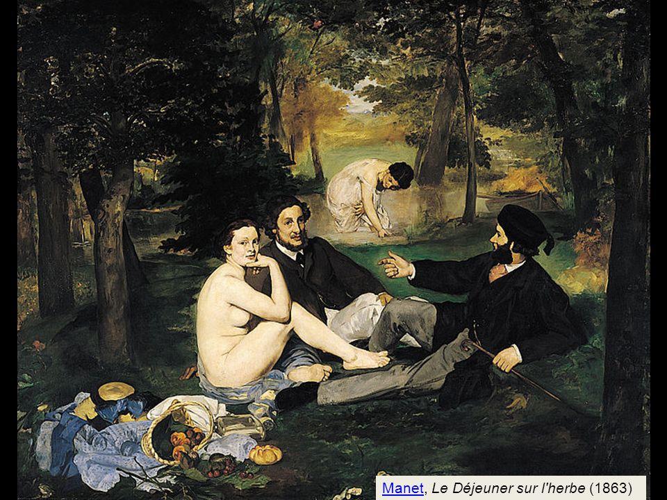 Jean-François MilletJean-François Millet, Les Glaneuses, (1857)