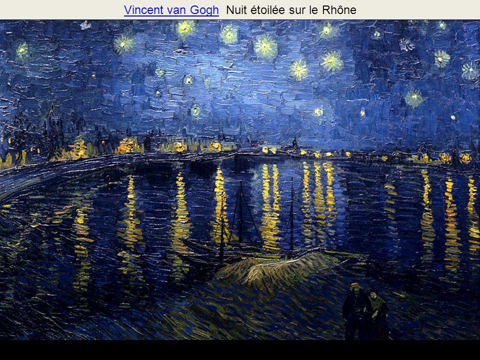 Van GoghVan Gogh, Autoportrait (1889)