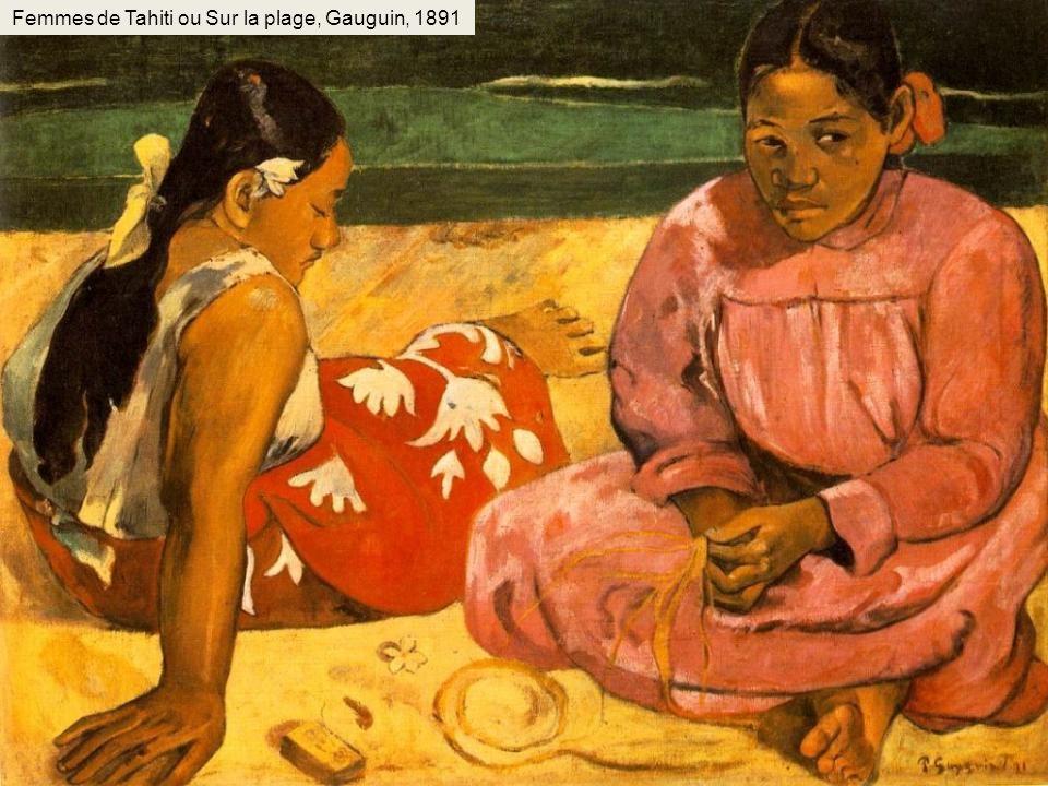 Paul GauguinPaul Gauguin, Arearea ou Joyeusetés (1892)