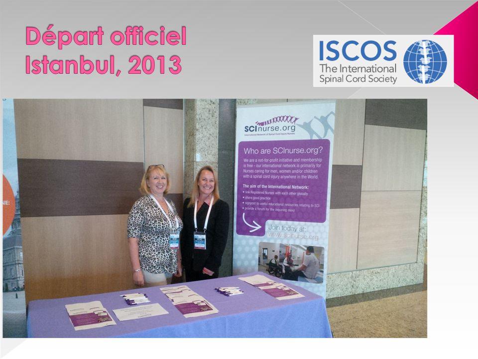 Initiative non-profitable Engagé avec ISCoS Crée de infirmières pour infirmières
