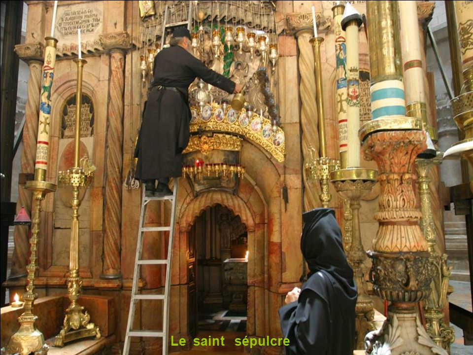 Chapelle du Golgotha