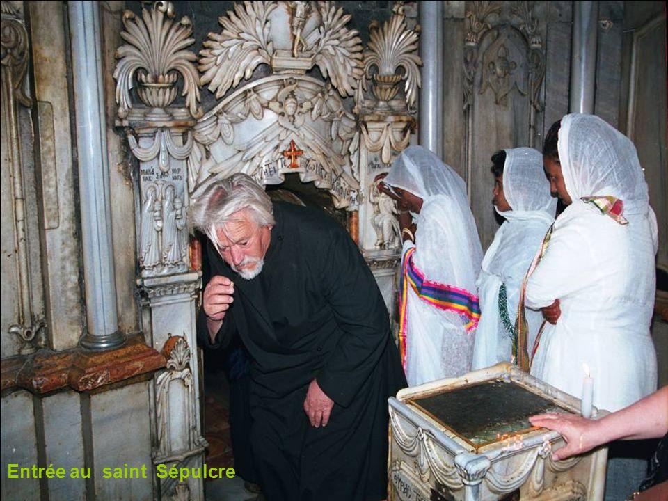 Le saint sépulcre