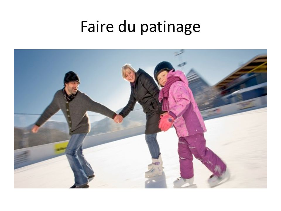 Faire du ski nordique