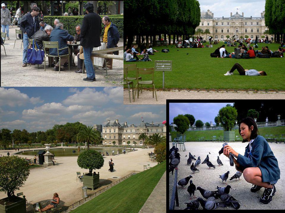 Un parc/ jardin public