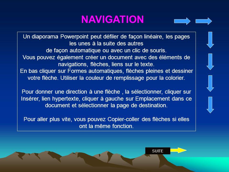 Lanimation Lanimation des éléments contenus dans les pages se programme de la même façon que les transitions. Il faut dabord définir un ordre dafficha