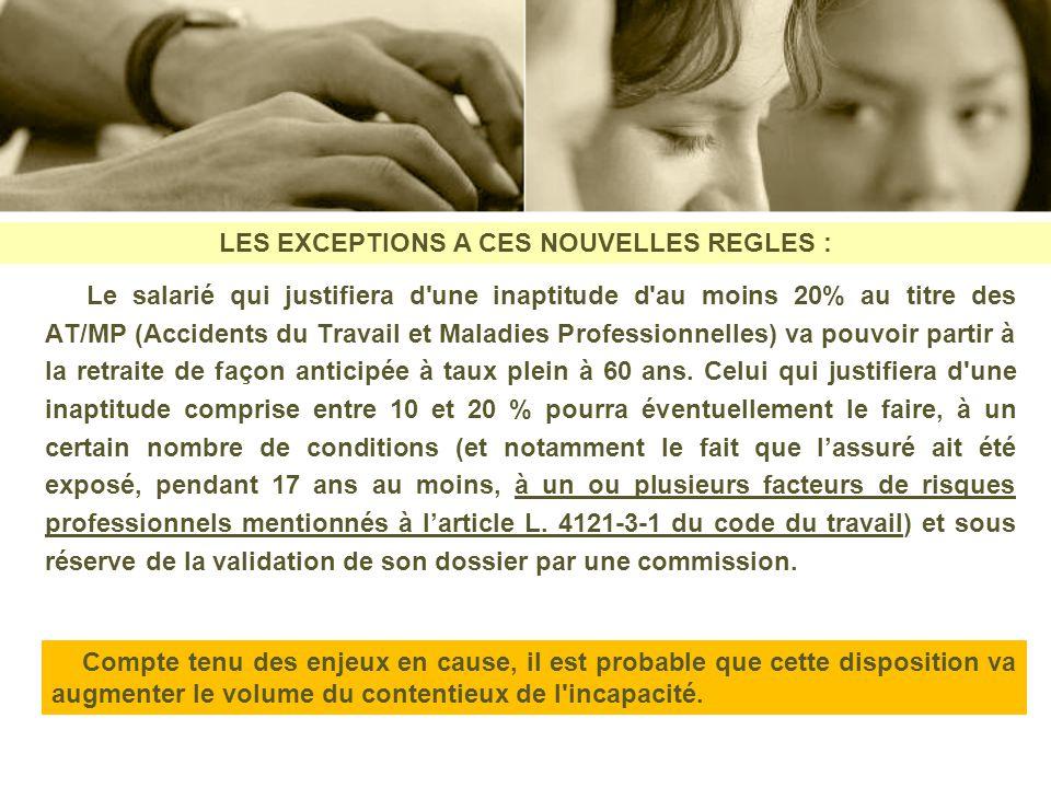 LES FACTEURS DE RISQUES MENTIONNES A LARTICLE L.