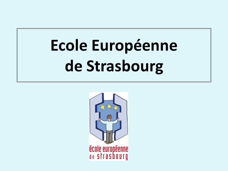 Ecole Européenne de Strasbourg