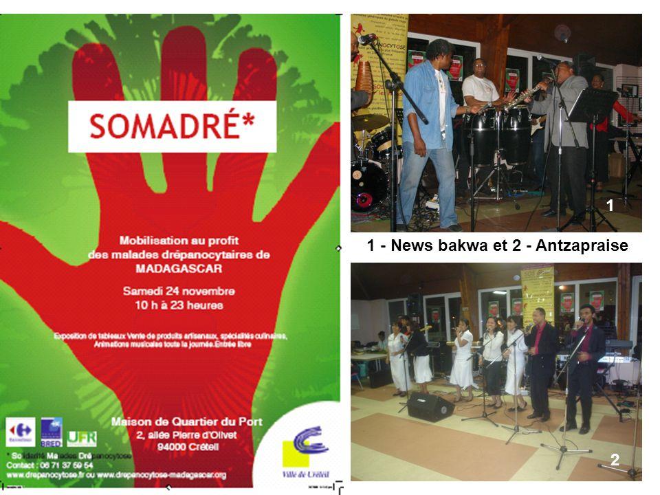1 - News bakwa et 2 - Antzapraise 1 2