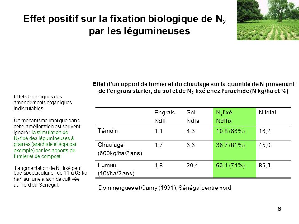 7 Effet positif (bioremédiation) du compost sur la suppression des risques dallélopathie et deffets phyto- dépressif des pailles de sorgho.