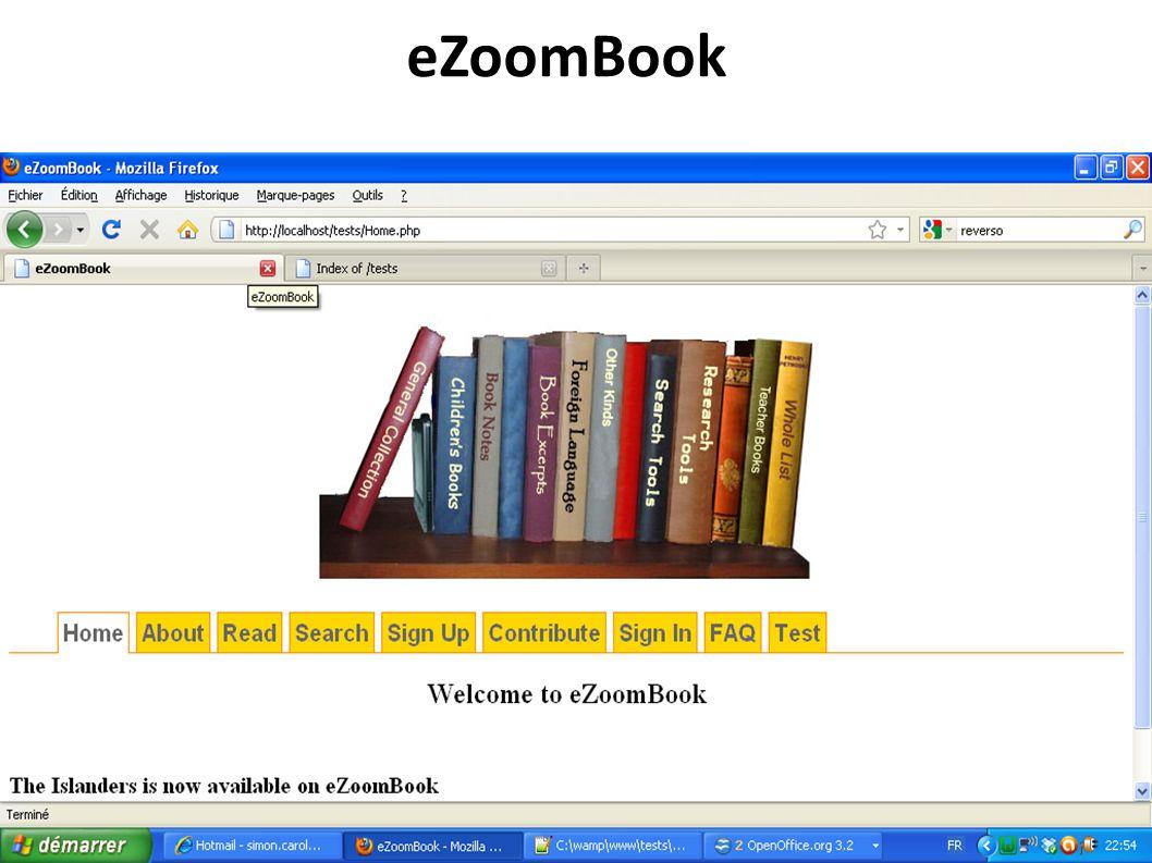 eZoomBook