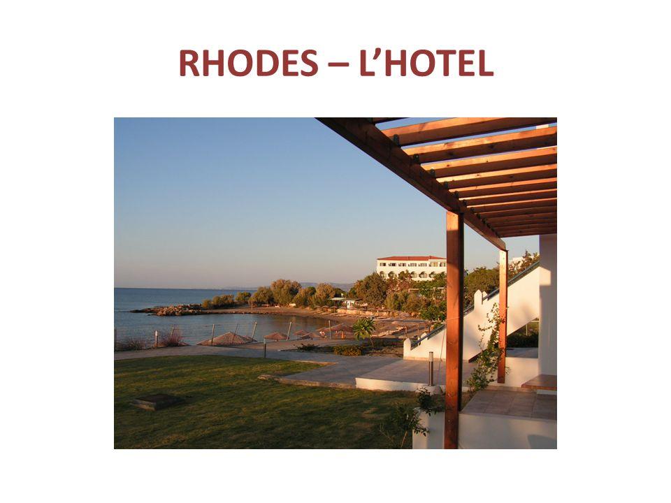 RHODES – LHOTEL