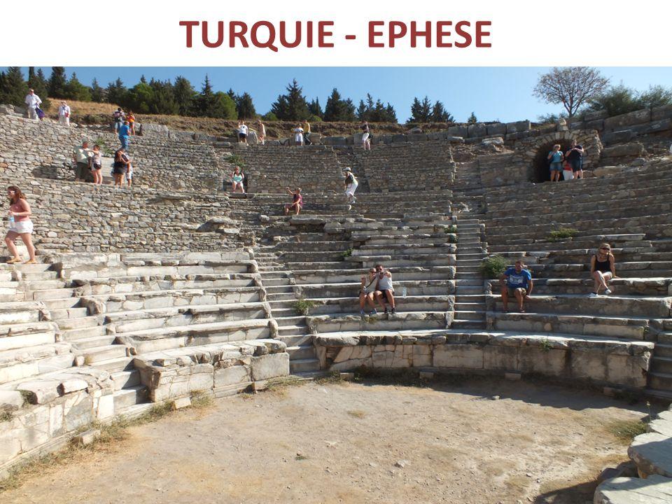 TURQUIE - EPHESE