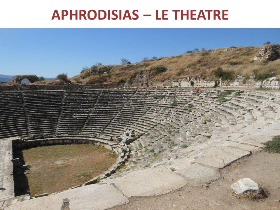 APHRODISIAS – LE THEATRE