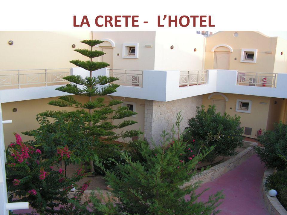 LA CRETE - LHOTEL